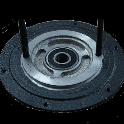 Крышка электродвигателя передняя